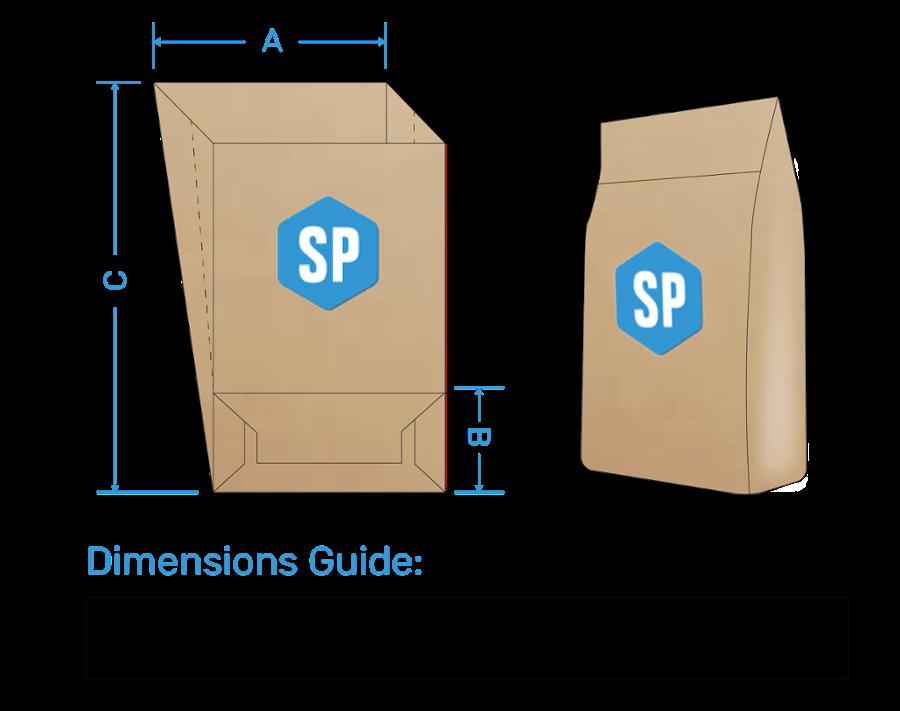 Self-Opening Satchel (SOS)-SM