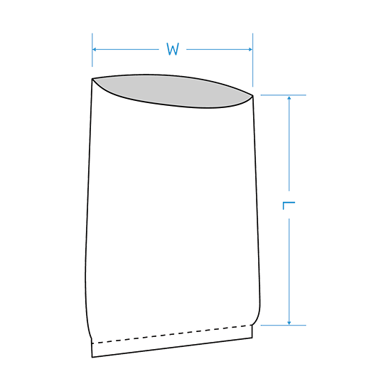 PolyBags_Flat Tube - Tubular Bottom Seal 550px