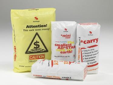 Polyethylene Valve Bag 3
