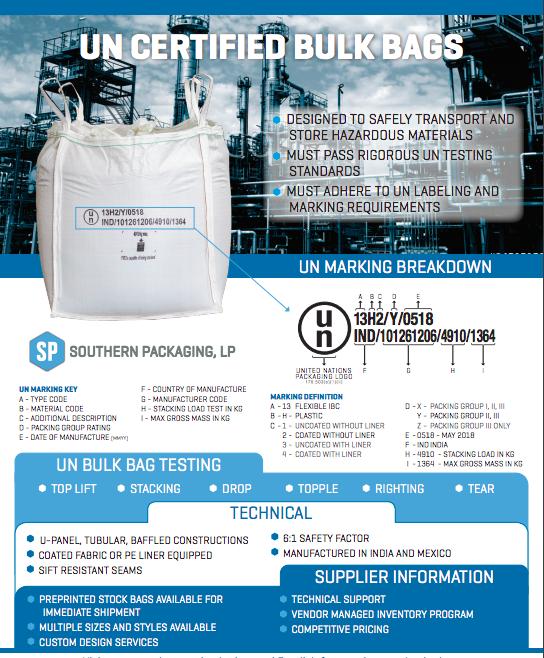 PDF - Uncertified Bulk Bags